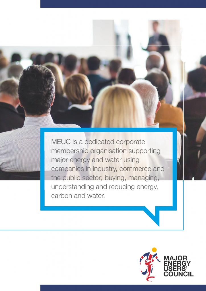 MEUC Membership Brochure